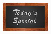 Today`s Special