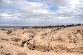 pic of jericho  - Landscape of jericho and judean desert in israel - JPG