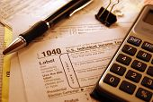 Formulario de impuestos 1040