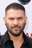 LOS ANGELES - MAY 16:  Guillermo Diaz arrives at