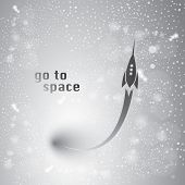 Go to Space Icon