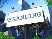 Brand Concept on Billboard.