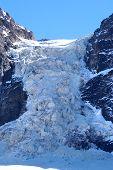 Glaciar colgante
