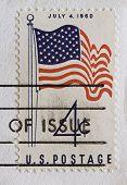 US Flag 1960