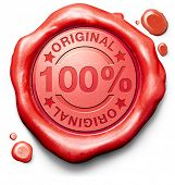 original authentic content or product quality label authenticity guaranteed 100% originality new inn