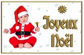 Cute Christmas Baby, Joyeux No�l