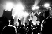 foto of life events  - Rock concert - JPG