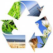 Recycle Symbol .