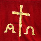 Priests Vestment Or Church Cloth