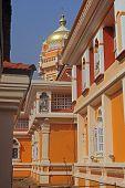 Shri Shantadurga Temple, Kunkallikarin, Fatorpa, Goa, India