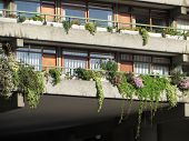 Views Of The Barbican Centre