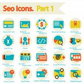 SEO Icons Set parte 1