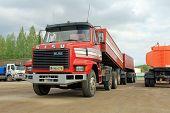 Sisu SR300 8X2 Heavy Duty Truck