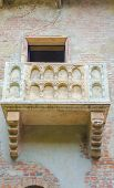 foto of juliet  - Famous Juliet balcony in Verona - JPG