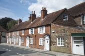 Cottages in Georgian Chichester