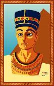 Statue Of Egyptian Pharaoh