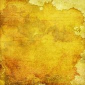 foto of rusty-spotted  - Background in grunge style - JPG