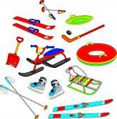 image of ski boat  - Skis - JPG