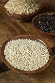 Quinoa, Wild Rice And Brown Rice