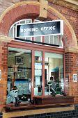 Booking office, Moor Street Railway Station.