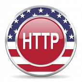 http american icon, usa flag