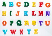 English Toy Alphabet
