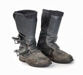 Adventure Motorcycling Boots.