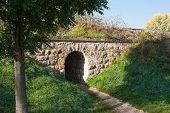 Rail Underpass