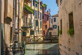 Treviso waterways, Italy