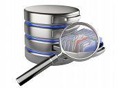 Database Storage Concept