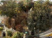 Santa Lucia Hill, Santiago, Chile