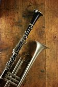 picture of clarinet  - Horns - JPG
