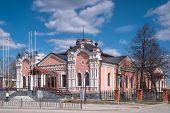 Provincial museum of Tobolsk. Russia