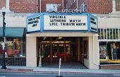 The Historic Lincoln Theatre - Marion, Virginia, USA