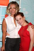 LOS ANGELES - MAY 30:  Kaley Cuoco, Amy Davidson at the Step Up's Inspiration Network Luncheon at Be