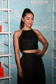 LOS ANGELES - MAY 30:  AImee Garcia at the Step Up's Inspiration Network Luncheon at Beverly Hilton