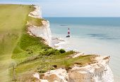 Beachy Head, East Sussex, English South Coast