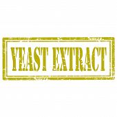 Yeast Extract-stamp