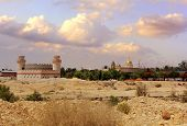 Monastery Of St. Gerasimos (deir Hajla), Israel