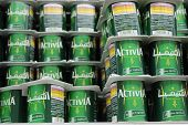 Activia Yoghurt In Arab Version