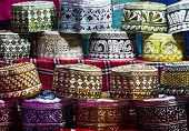 Kummah, traditional Omani cap