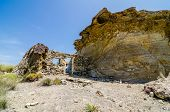 Abandoned Movie Location In The Tabernas Desert