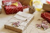 Christmas Gift Box And Decoration