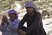 Two Arab Man