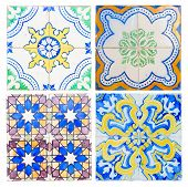 antique tiles of Sintra