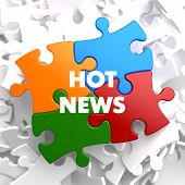 Hot News on Multicolor Puzzle.