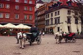 warsaw carriages