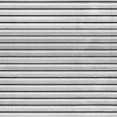 Ridged White Metal Wall, Seamless Texture