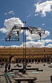 Performance Rehersal, Salamanca