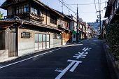 Gojo-zaka Area Of Kyoto, Street Market .